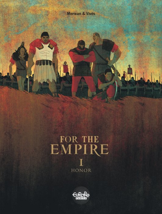 For the Empire #1 - Honor