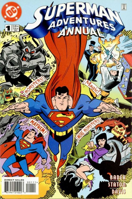 Superman Adventures Annual #1