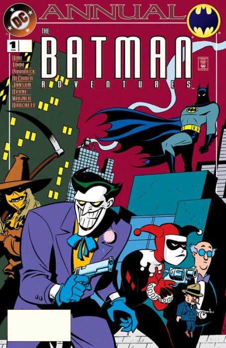 The Batman Adventures Annual #1