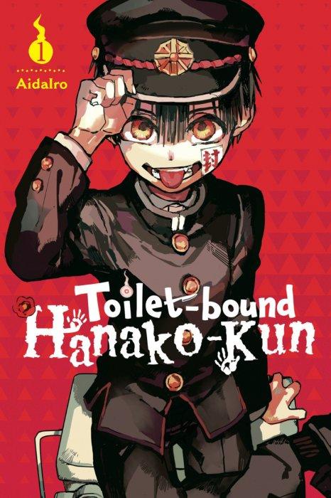Toilet-bound Hanako-kun Vol.1-2 Complete