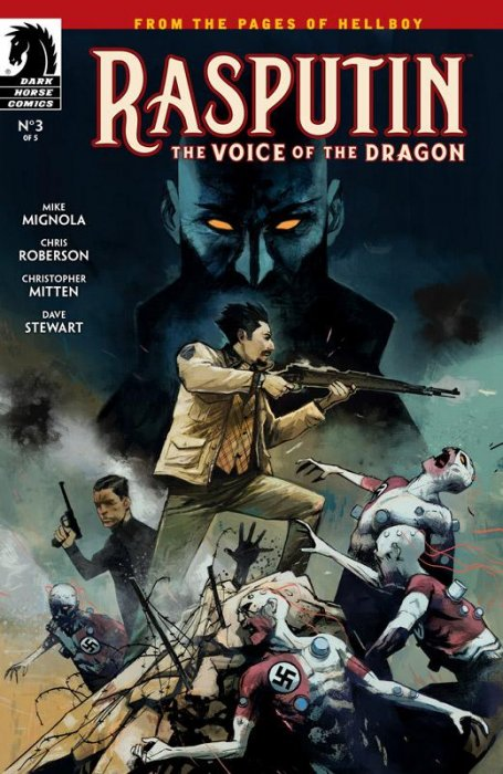 Rasputin - The Voice of the Dragon #3