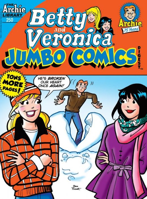 Betty & Veronica Comics Double Digest #250
