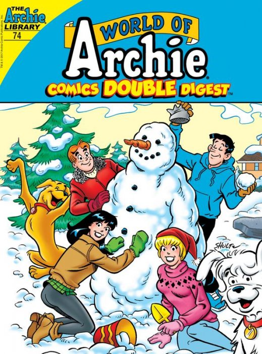 World of Archie Comics Digest #74
