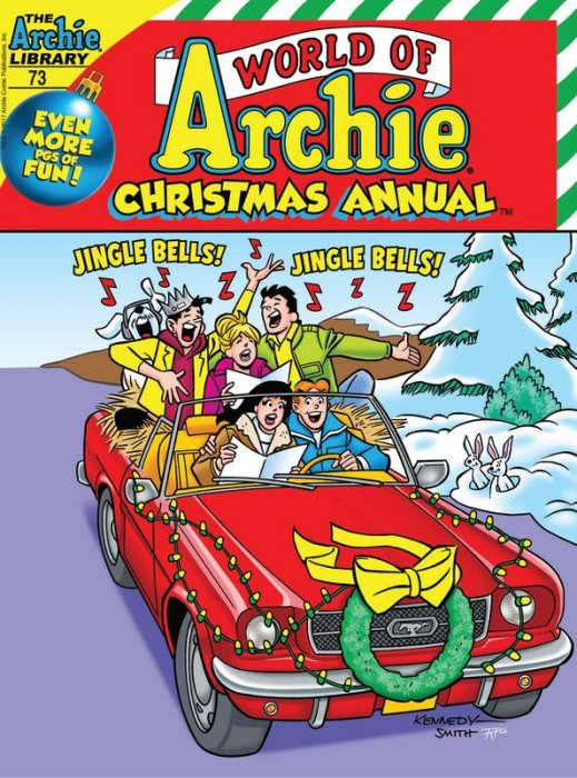 World of Archie Comics Double Digest #73