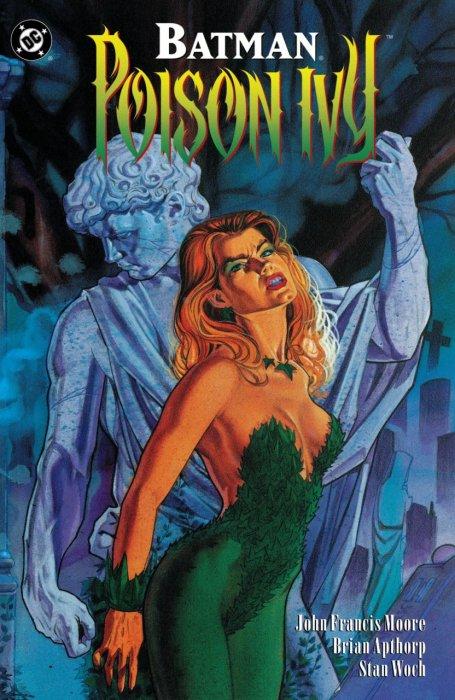 Batman - Poison Ivy #1