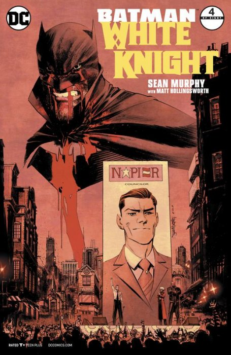 Batman - White Knight #4