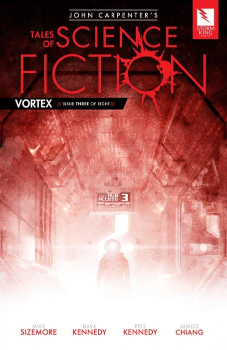 John Carpenter's Tales of Science Fiction - Vortex #3