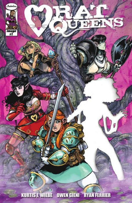 Rat Queens Vol.2 #7