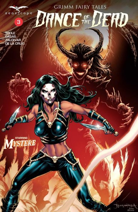 Grimm Fairy Tales - Dance of the Dead #3