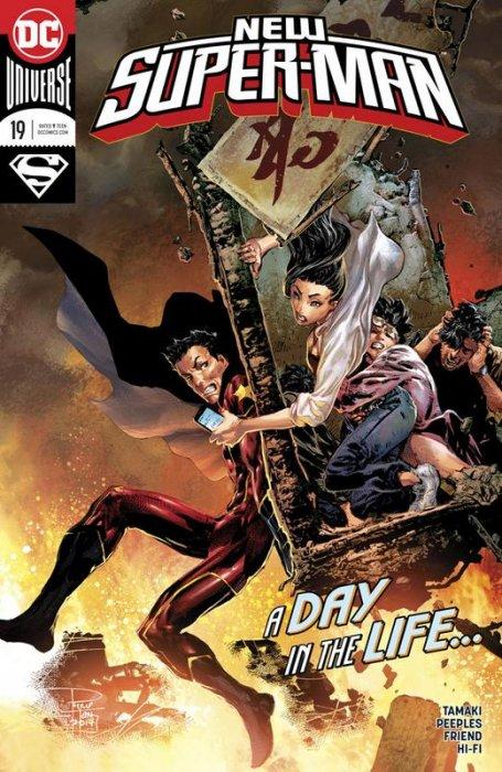 New Super-Man #19