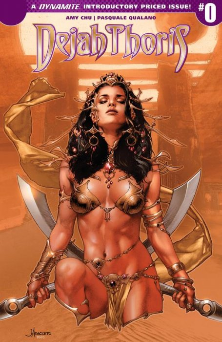 Dejah Thoris #0
