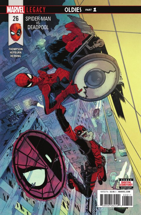 Spider-Man - Deadpool #26
