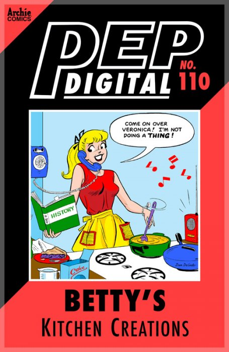 PEP Digital #110 - Betty's Kitchen Creations