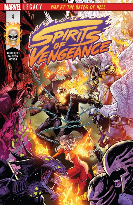 Spirits of Vengeance #4