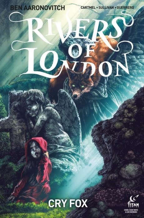 Rivers of London - Cry Fox #3