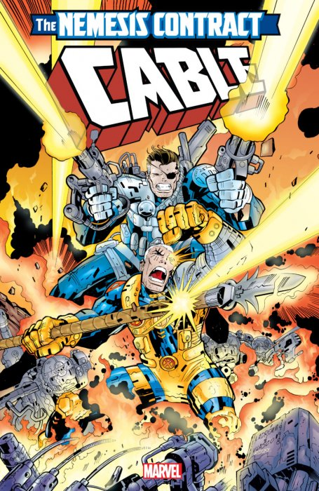 Cable Nemesis Contract #1 - TPB