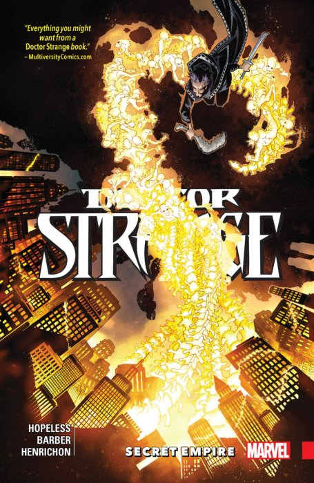 Doctor Strange Vol.5 - Secret Empire