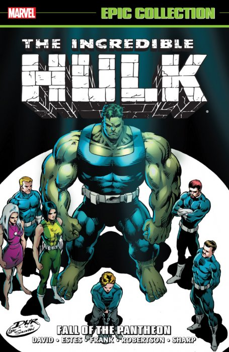 Incredible Hulk Epic Collection Vol.21 - Fall of the Pantheon