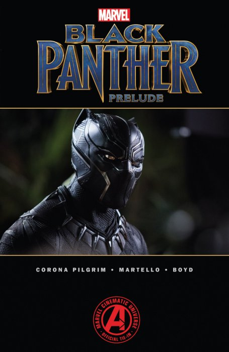 Marvel's Black Panther Prelude #1 - TPB