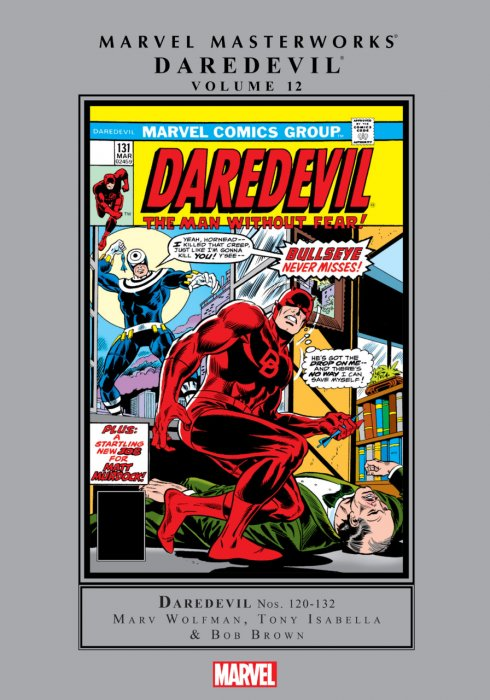 Marvel Masterworks Daredevil Vol.12