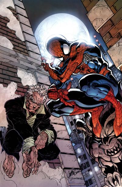 Spider-Man Spider Hunt #1