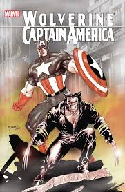 Wolverine and Captain America #1 - TPB