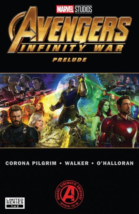 Marvel's Avengers - Infinity War Prelude #1