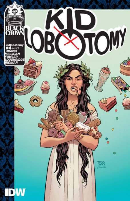 Kid Lobotomy #4