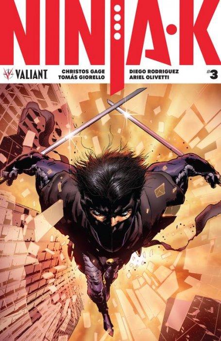 Ninja-K #3