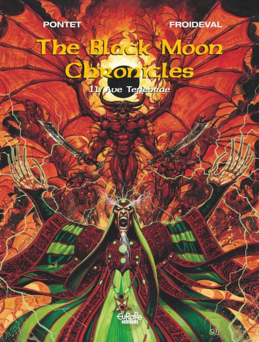 The Black Moon Chronicles #11 - Ave Tenebrae