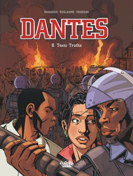 Dantes #8 - Toxic Truths
