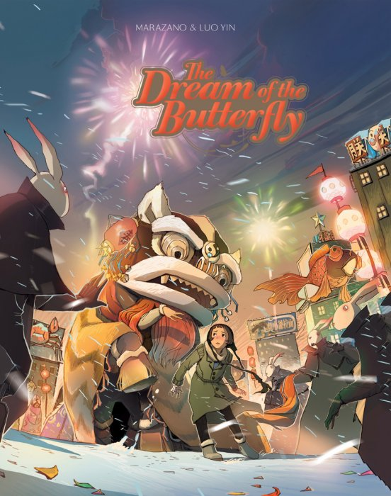 The Dream of the Butterfly Vol.1 - Rabbits on the Moon