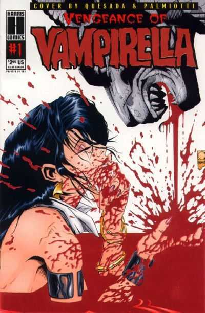Vengeance Of Vampirella #1-25 Complete