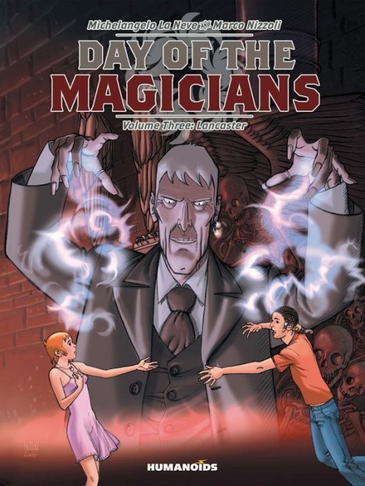 Day of the Magicians #3
