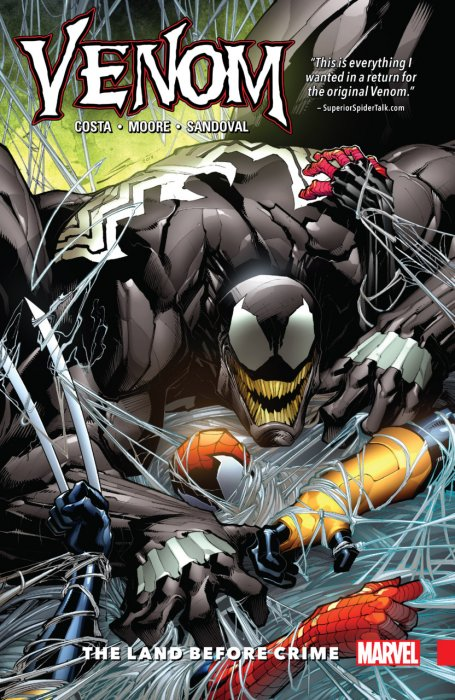 Venom Vol.2 - Land Before Crime