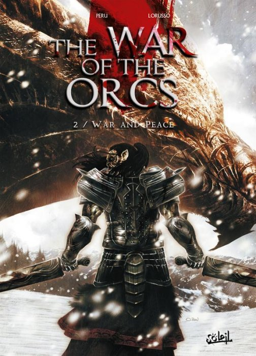 The War of the Orcs Vol.2 - War and Peace