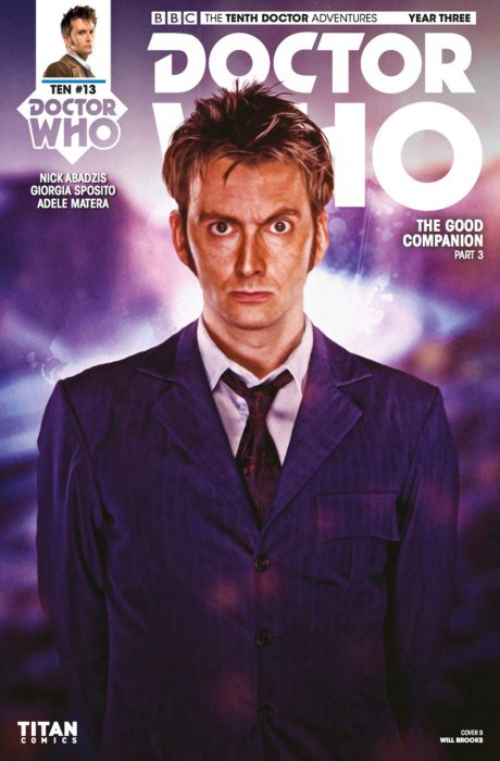 Doctor Who - The Tenth Doctor Year Three #13
