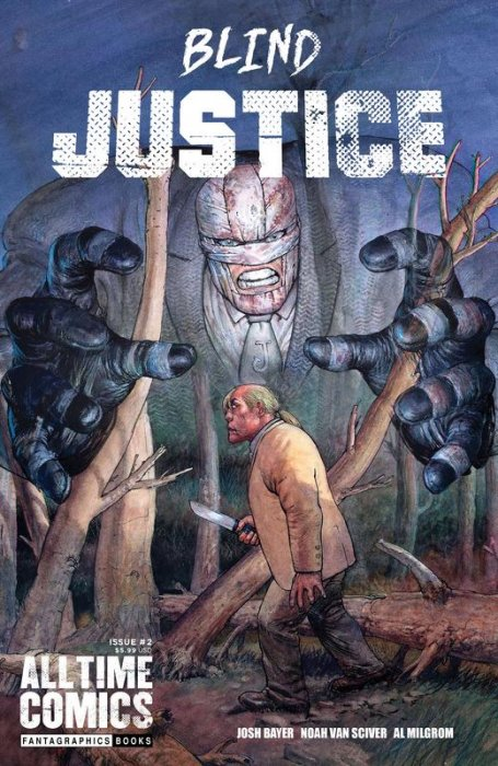 All Time Comics - Blind Justice #2