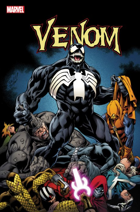 Venom Vol.3 - Lethal Protector - Blood In The Water