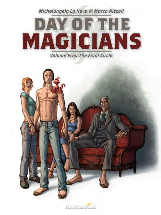 Day of the Magicians #5