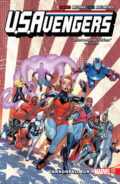 U.S.Avengers Vol.2 - Cannonball Run