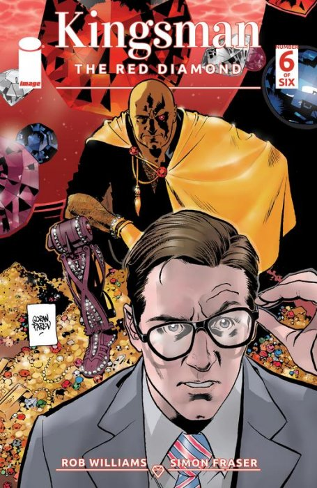 Kingsman - The Red Diamond #6