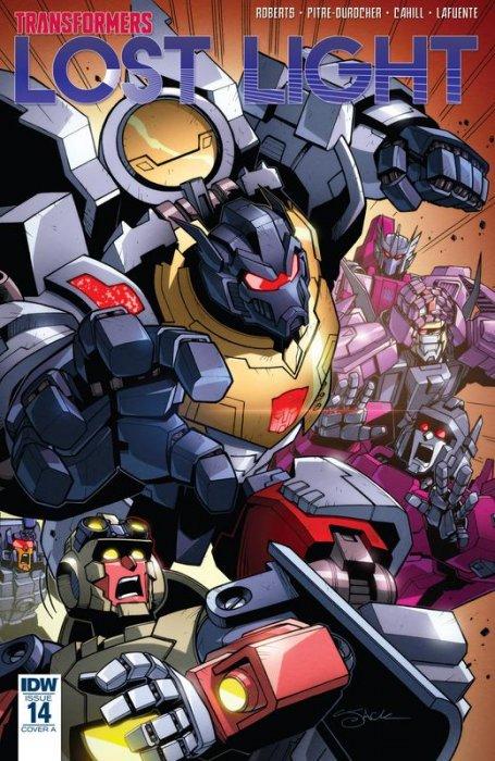 Transformers - Lost Light #14