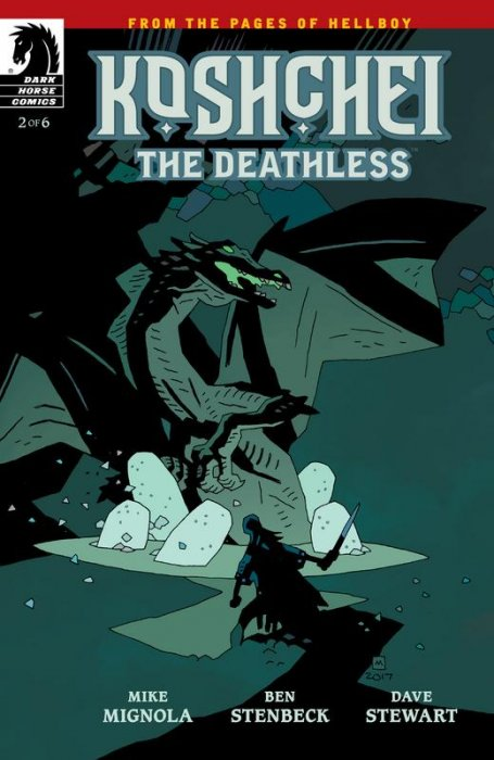 Koshchei the Deathless #2