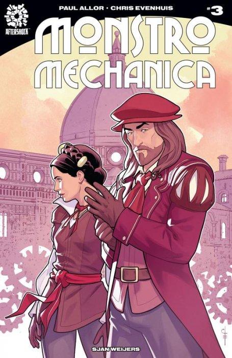 Monstro Mechanica #3