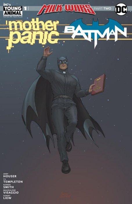 Mother Panic - Batman Special #1