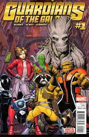 Marvel Universe Guardians of the Galaxy Vol.4