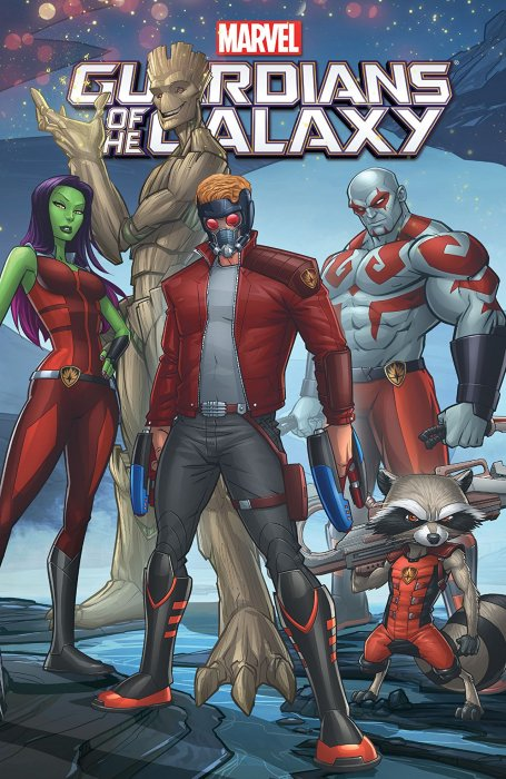 Marvel Universe Guardians of the Galaxy Vol.3