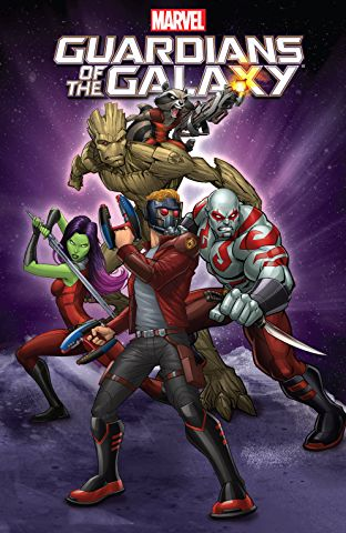 Marvel Universe Guardians of the Galaxy Vol.5