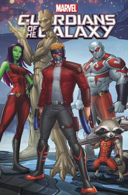Marvel Universe Guardians of the Galaxy Vol.6
